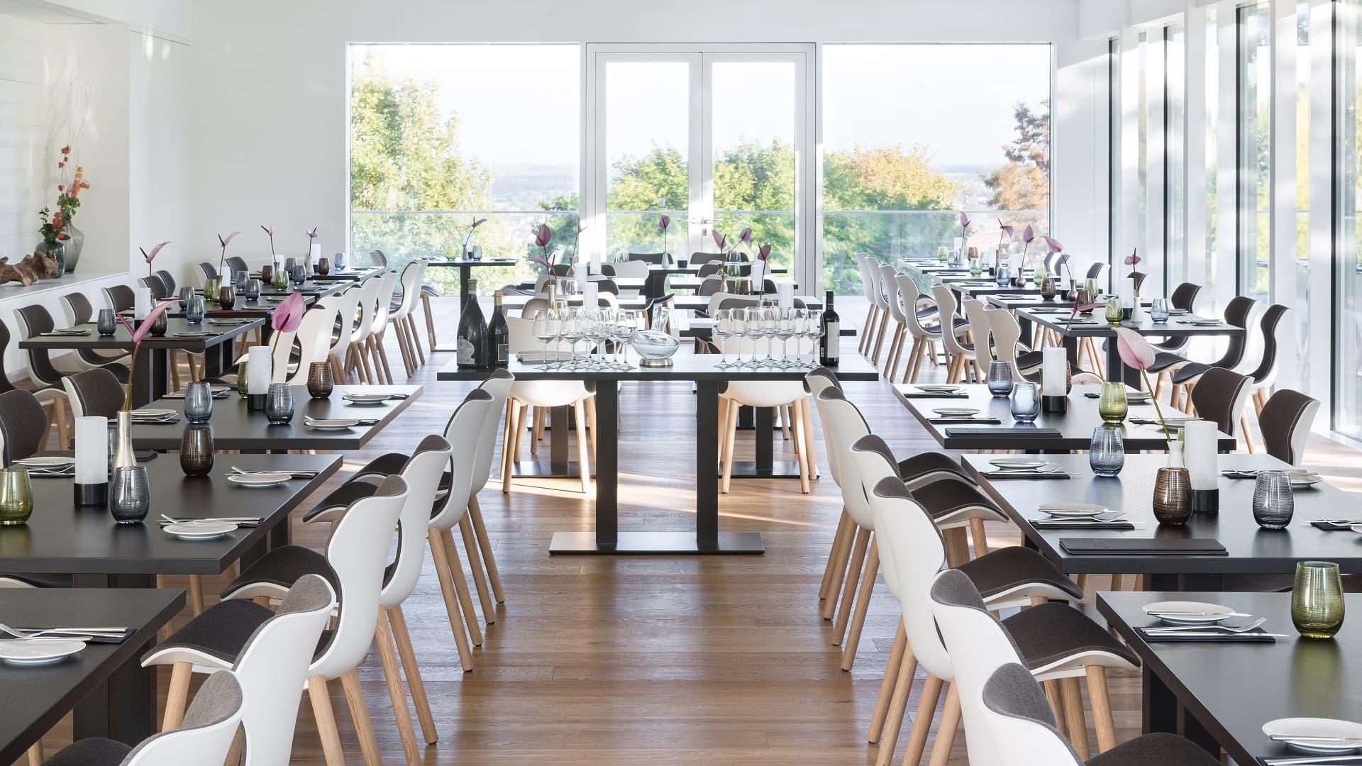 Restaurant für regionale Küche in Ulm - Restaurant 100GRAD
